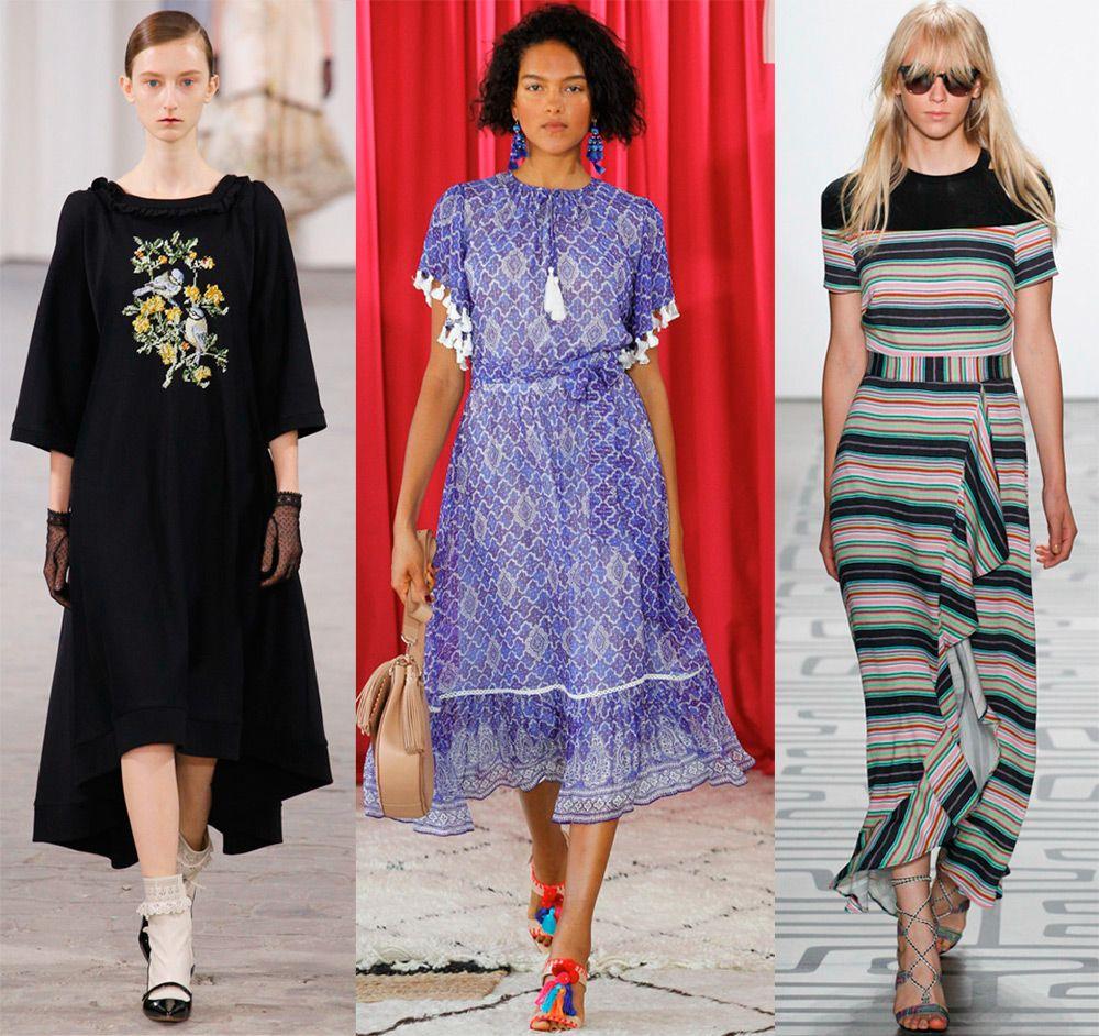 Скромные платья 2017 года – фото лучших моделей | Платья ...