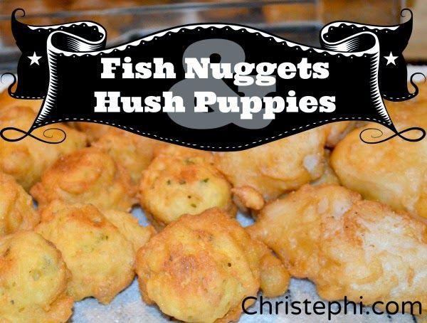 Christephi Com Fish Nuggets Hush Puppies So Yummy Tastes Better Than Long John Silver S Fish Nuggets Fish Recipes Recipes