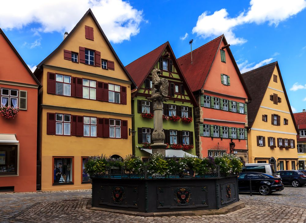 The Most Beautiful Towns In Bavaria Germany Bavaria And - 10 most enchanting towns in germany