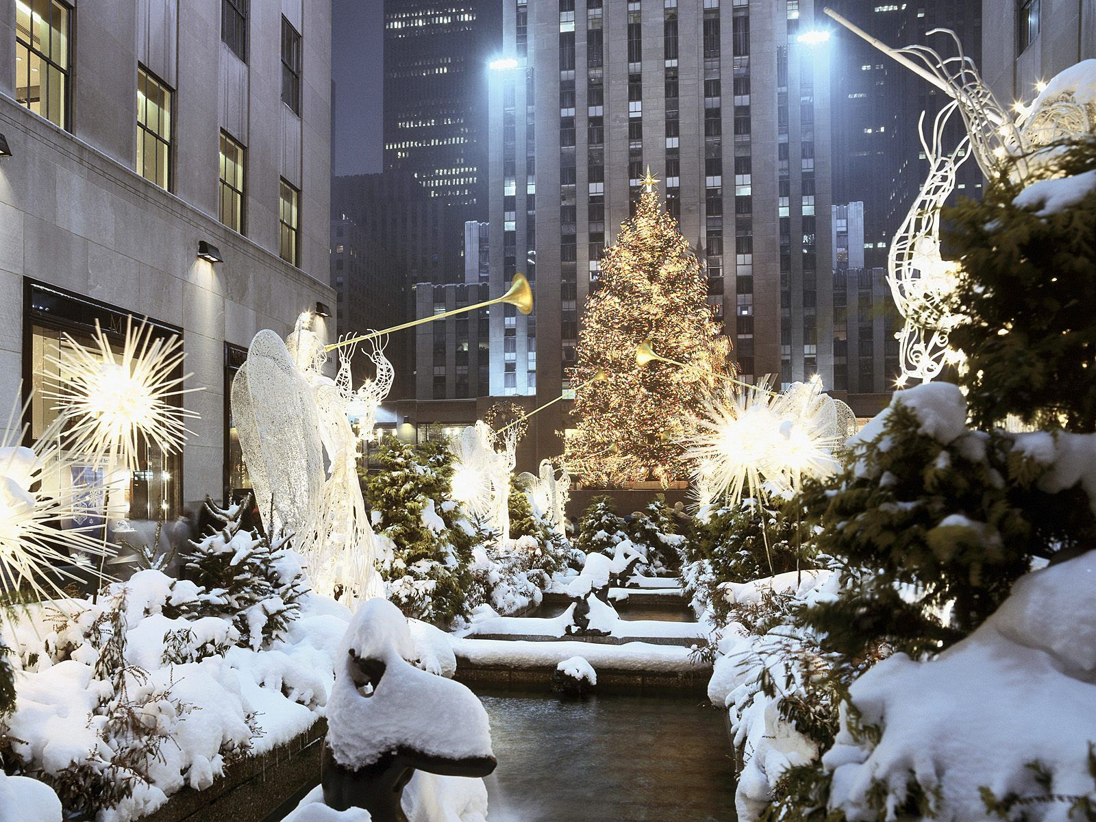 5 Magical Must See Spots During Christmas In New York City New York Christmas New York City Christmas Nyc Christmas