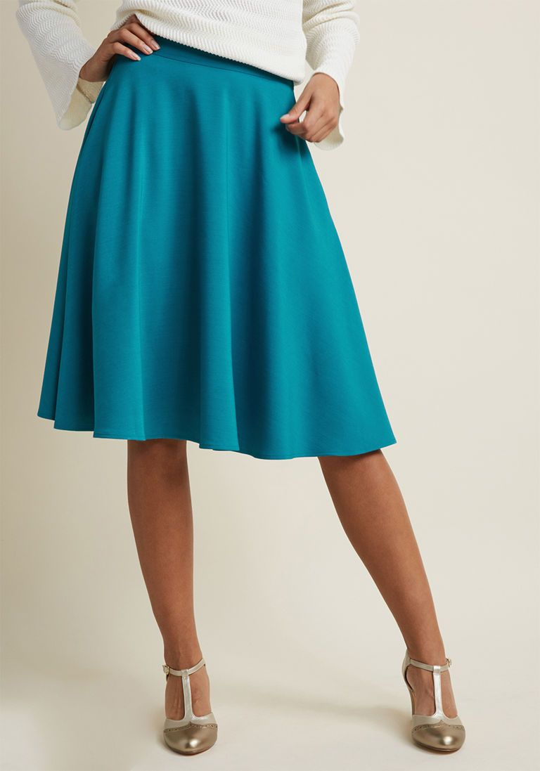 Wear you Would Dorsay flats?, Dresses knitted