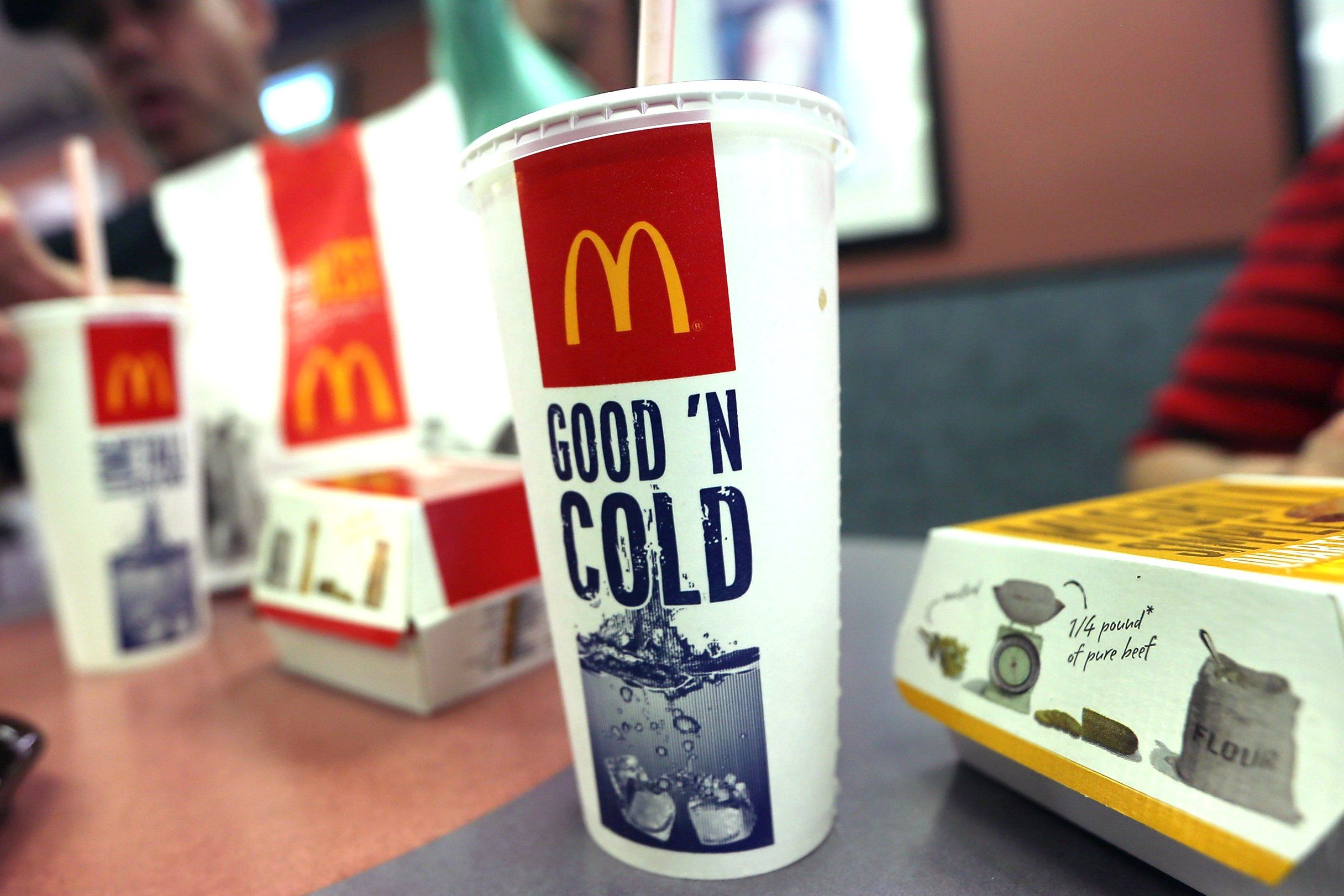 Here S Why All Sizes Of Mcdonald S Soft Drinks Are Only 1