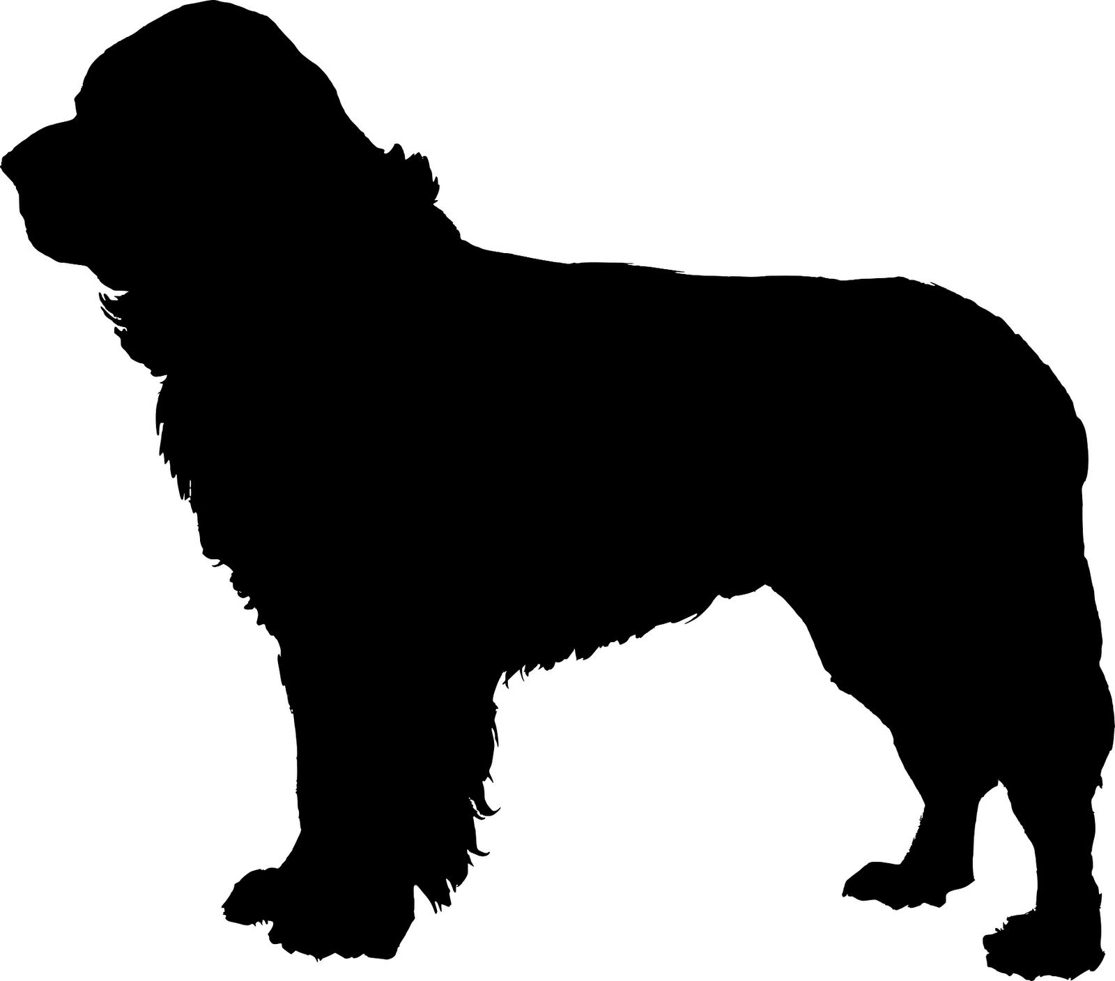 Silhouettes Xl Silhouette Dog Silhouette Dogs