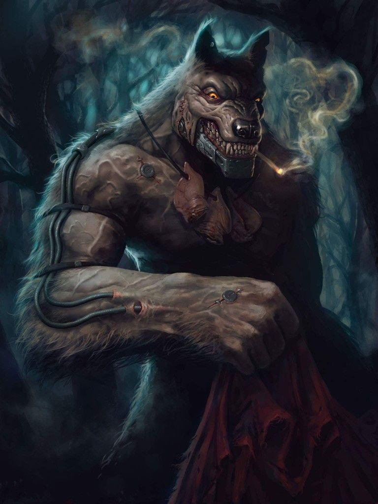 Werewolf Karakter