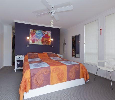 Half wall wardrobe behind bed wardrobe behind bed in - Behind the bed wall decor ...