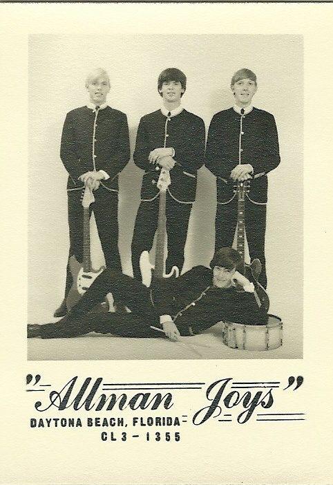 Allman Joys