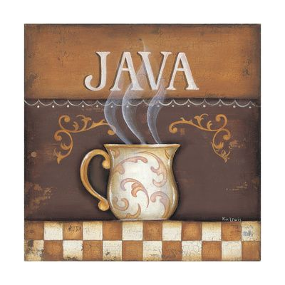 Java Art Print At Allposters Com With Images Coffee Art Print
