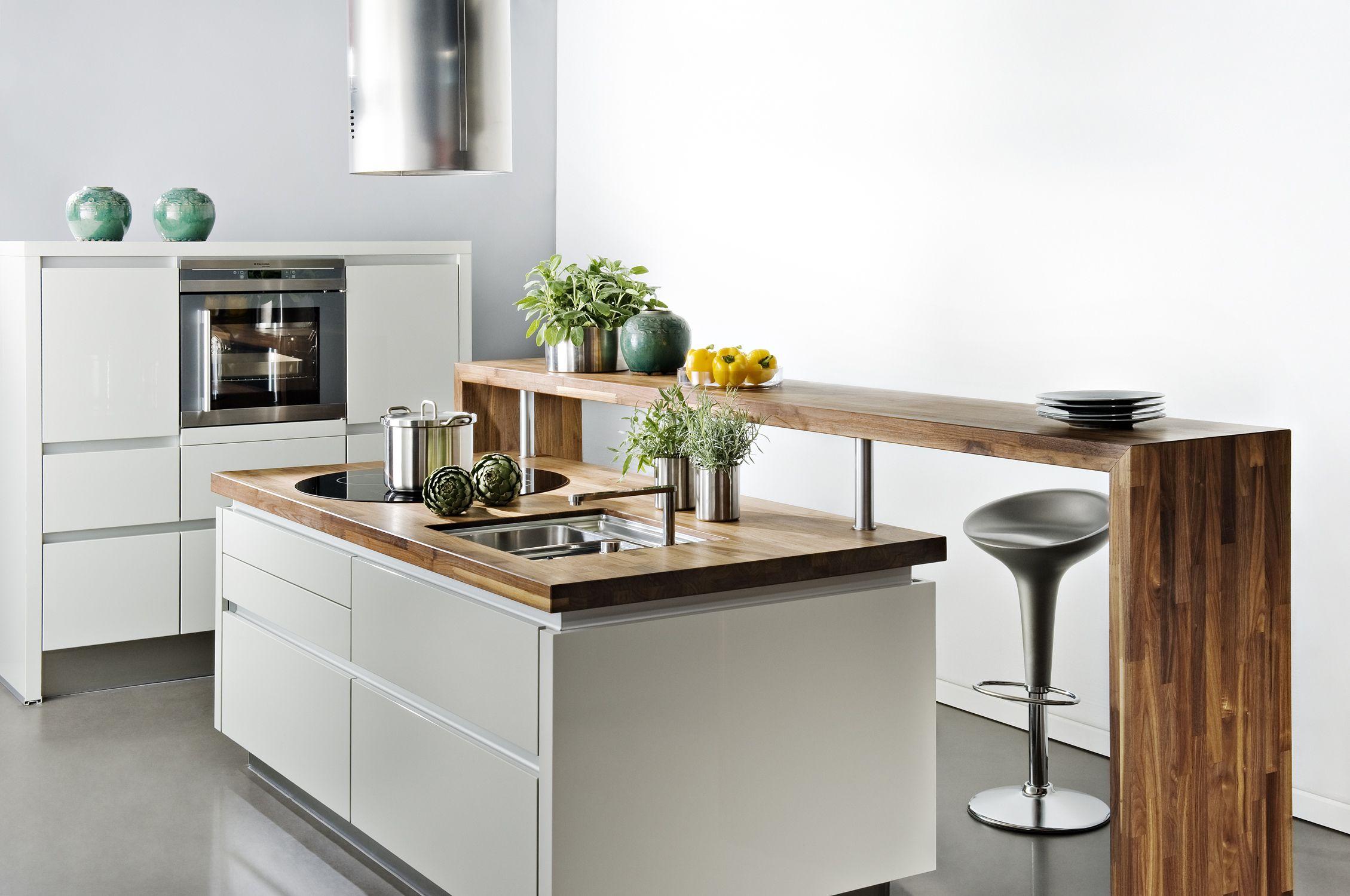 Darty Cuisine - Nos cuisines - Ouverte sur salon - Combinaison de ...
