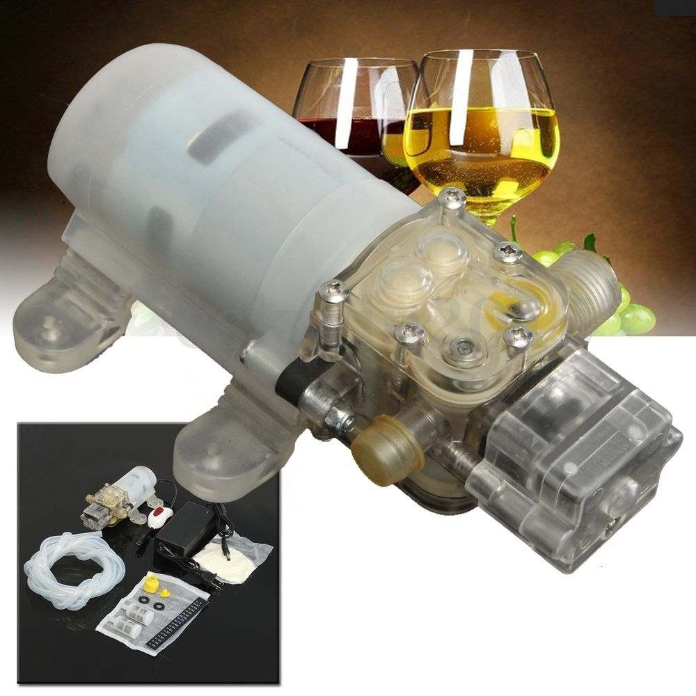 Dc 12v Filter Self Priming Food Grade Transfer Wine Pump Diaphragm Milk Filling Diaphragm Pump Dc Food Food Grade