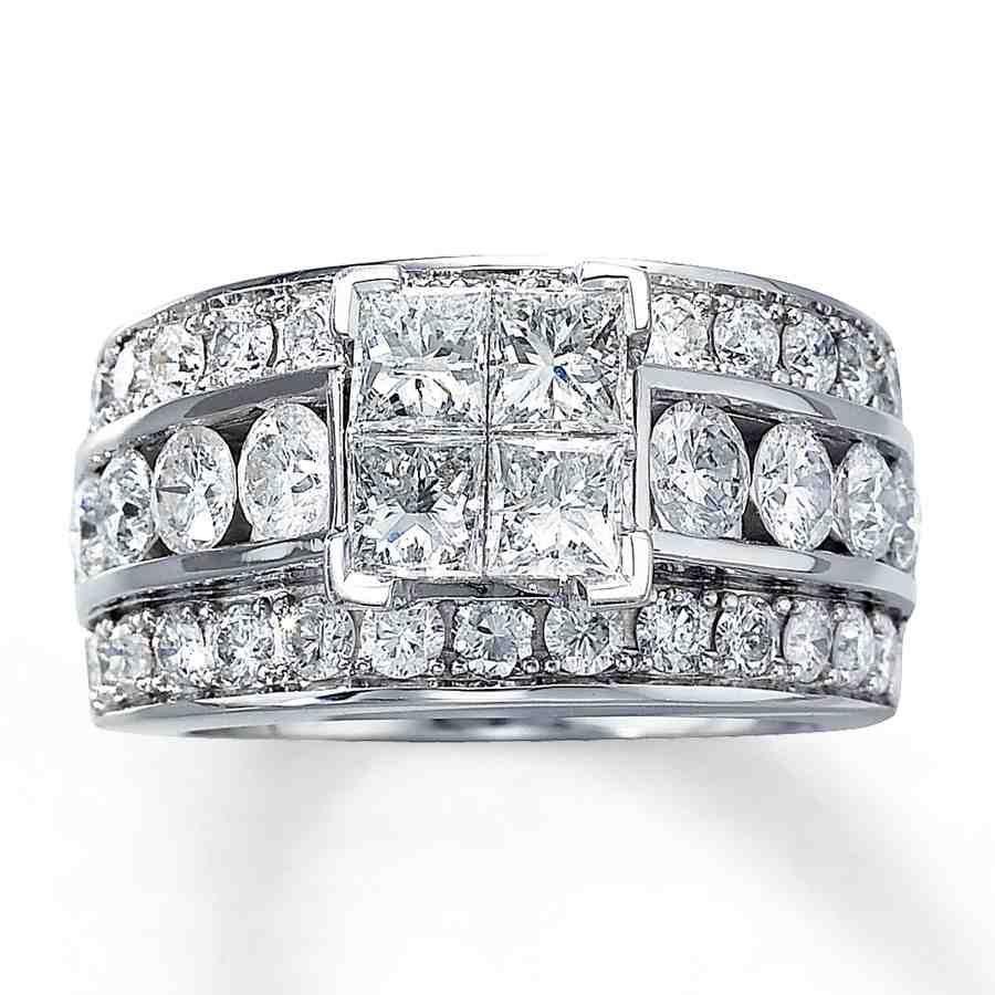 Princess Cut Diamond Engagement Rings Jared Princess Cut Diamonds