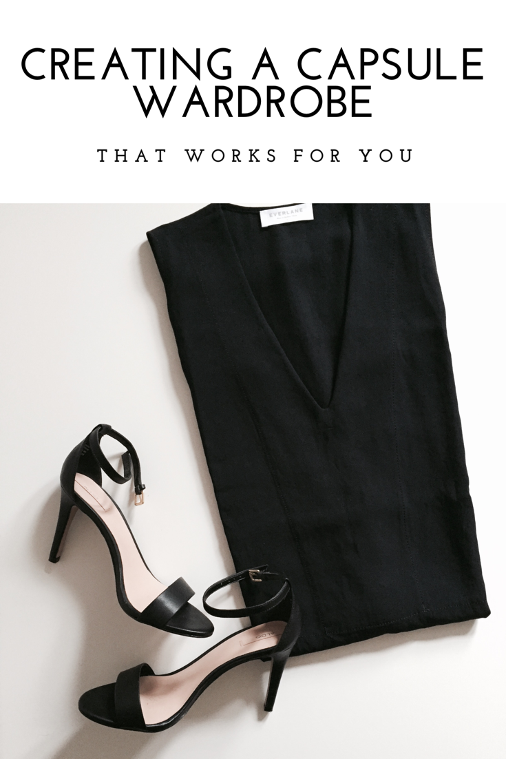 Creating your ideal capsule wardrobe