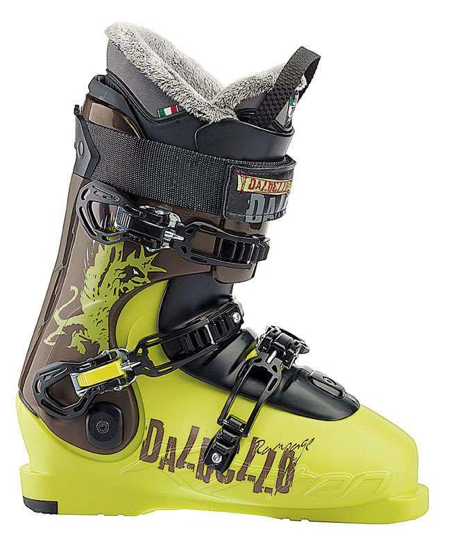 Dalbello Krypton 130 Id Ski Boots 2019 Ski Boots Boots