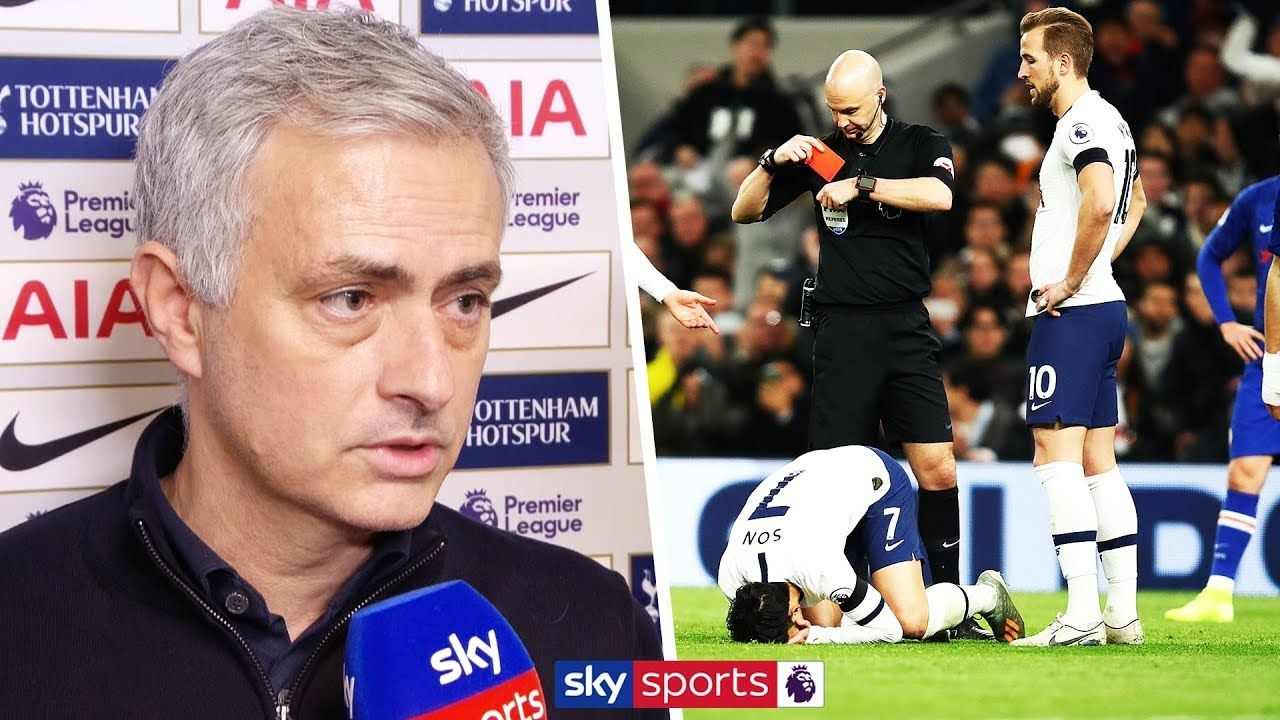 Jose Mourinho wishes Antonio Rudiger a speedy recovery