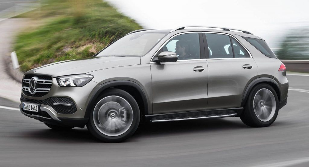 Mercedes Benz Gle Phev Expected Next Year With 100 Km Electric
