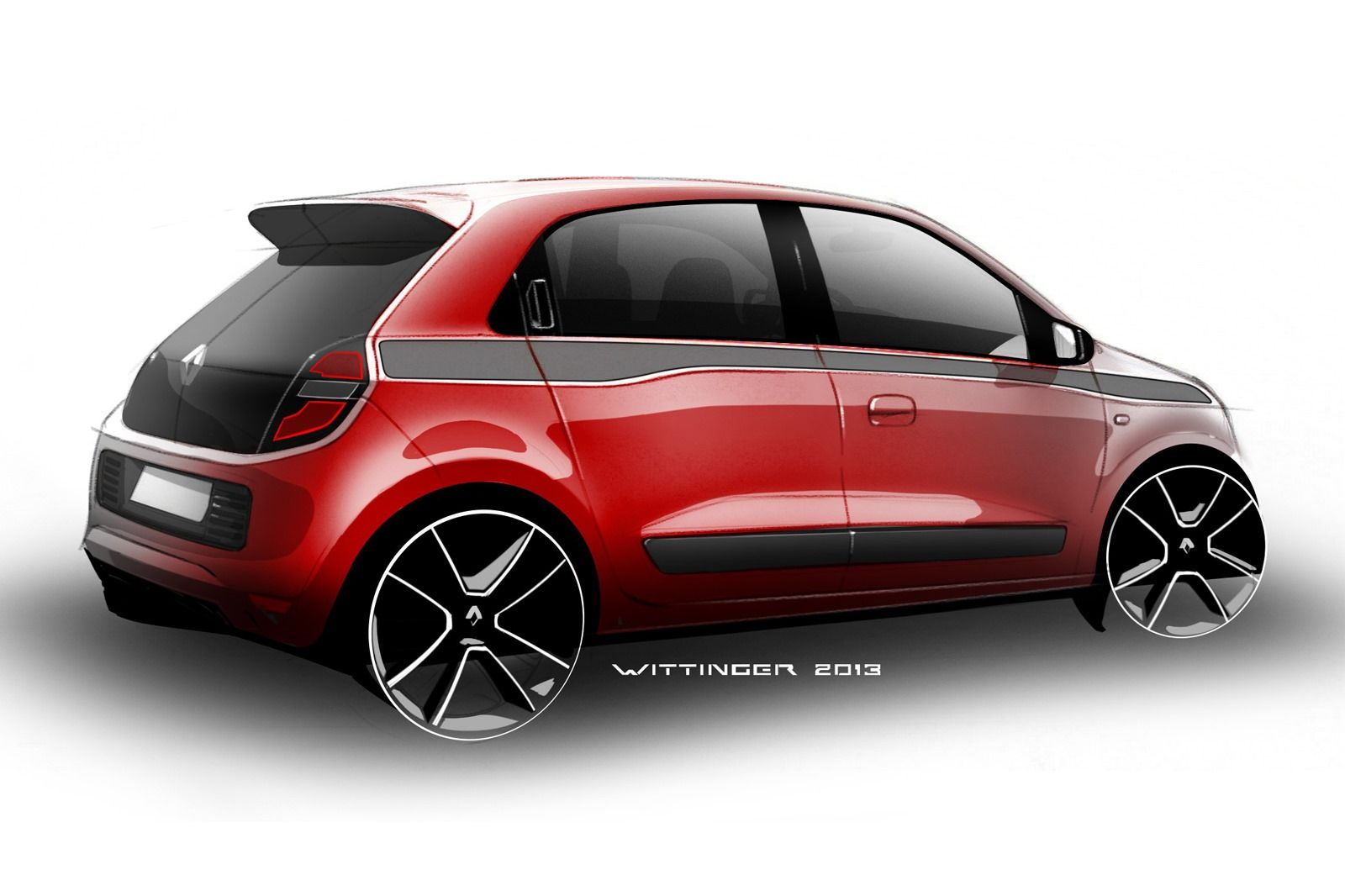 New Renault Twingo Aims For Second Spot In Class In Europe Car