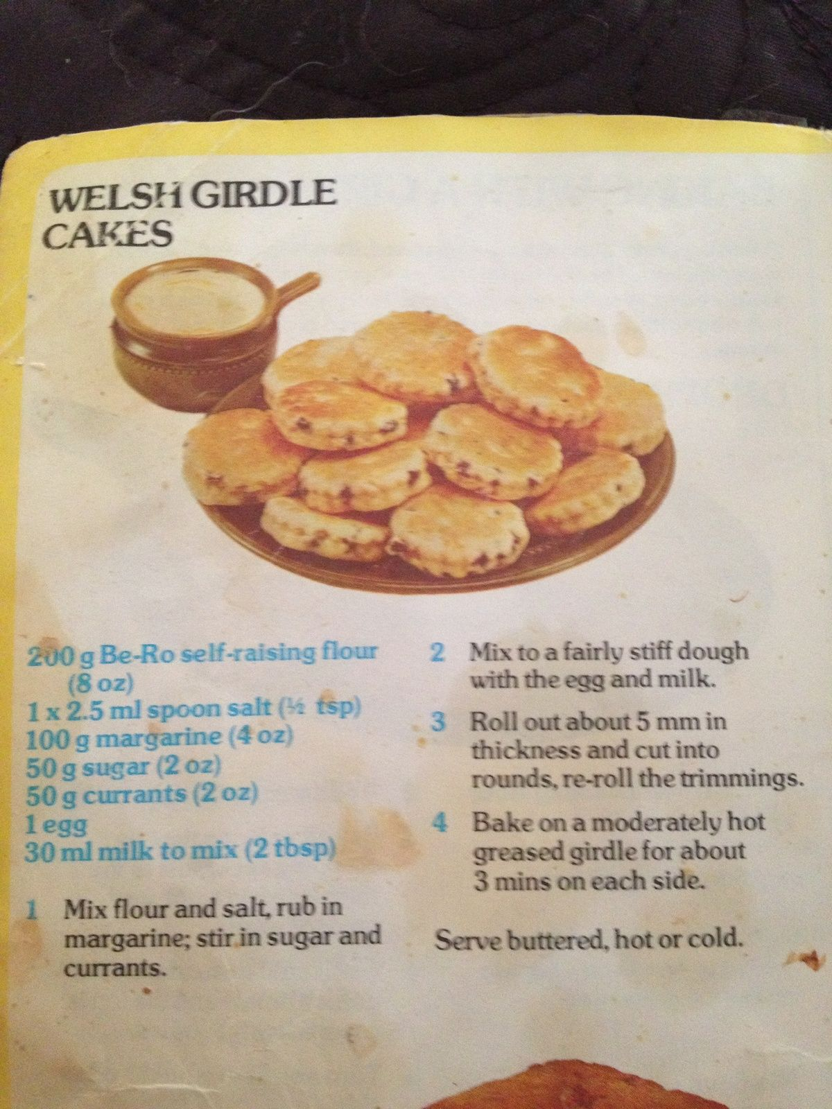 92d3e1314a423b3ea48b8f859a113939g 12001600 pixels british welsh cakes be rois is the recipe from a book not quite as old as mineammes were not even mentionedbut i know they work well forumfinder Choice Image