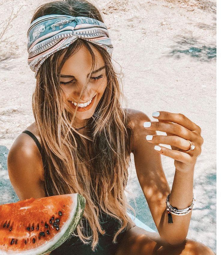 Einfache Frisuren: 22 Looks, die Sie für den Sommer lieben werden  Einfache Frisuren: 22 Looks, die Sie für den Sommer lieben werden