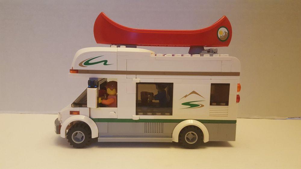 LEGO City Camper Van (60057) Complete No Box #LEGO | Ebay items for ...