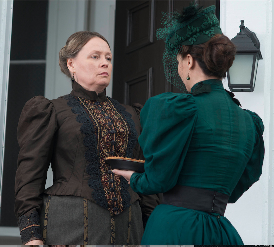 Pin On Lizzie Borden Chronicles- The Costumes