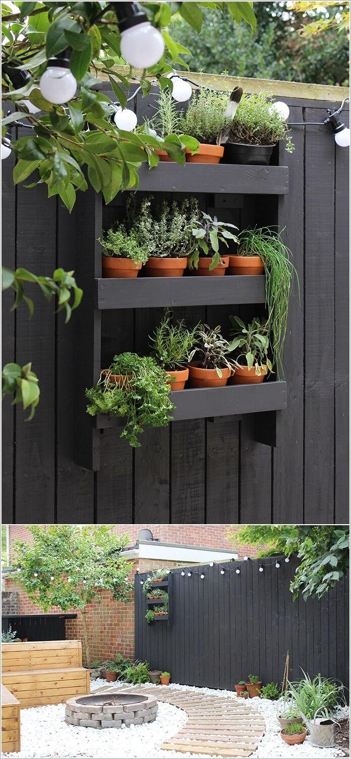 10 Wonderful Diy Outdoor Planter Shelf Ideas Vertical Vegetable Garden Design Vertical Vegetable Garden Diy Planters Outdoor