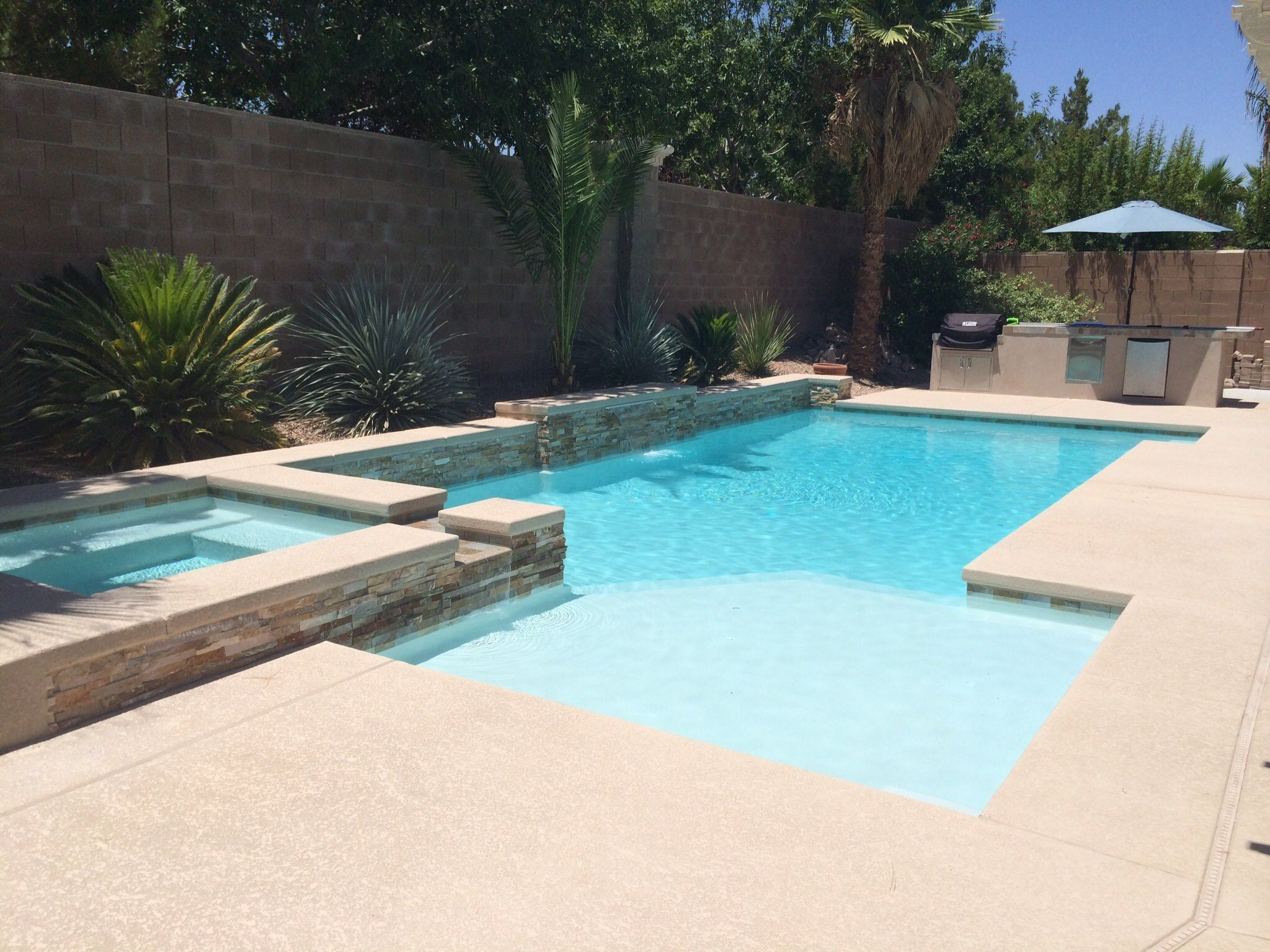 Pin By Doug Day On Byop Of Nevada Pool Remodel Las