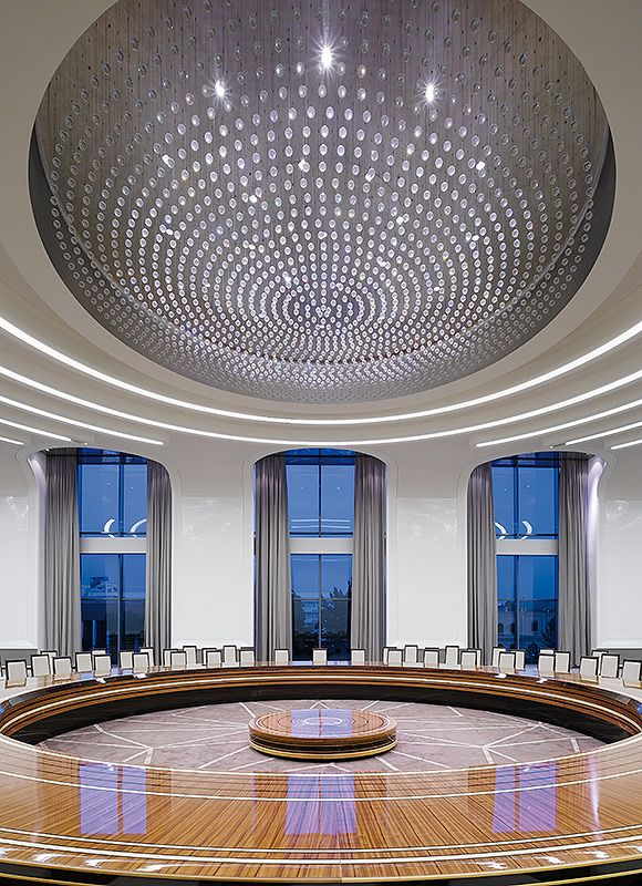Palace Of International Forums »Uzbekistan« | Architects, Lobbies And  Interiors