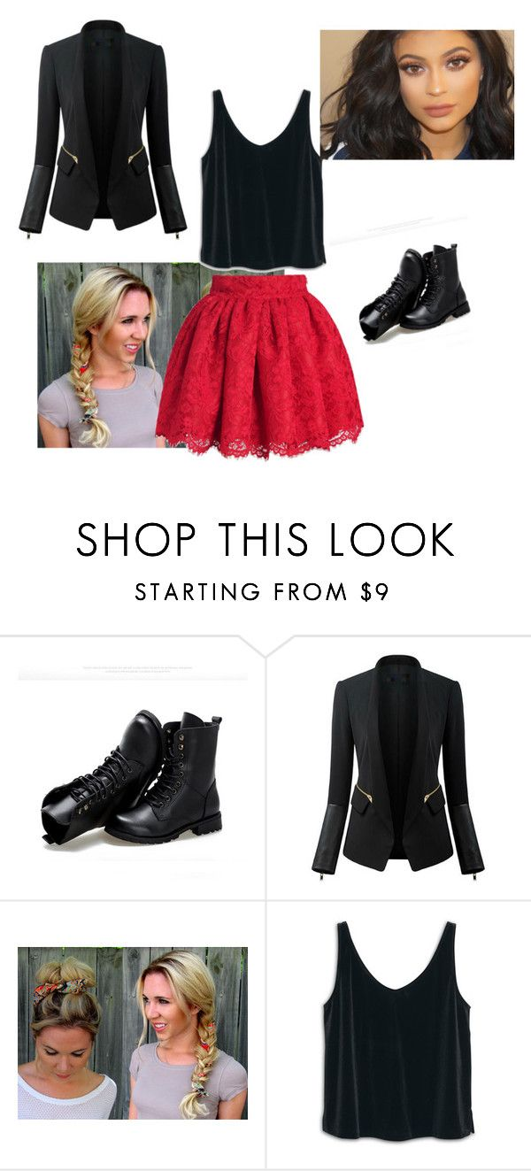 """""""Fan fiction- One Direction and me"""" by camillastergaa on Polyvore featuring Sunsteps, Chicsense and MANGO"""