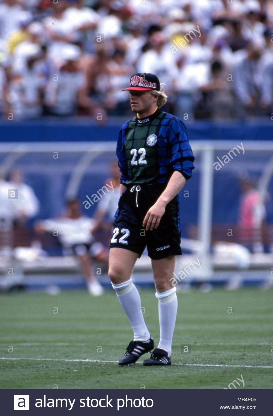 Download This Stock Image Fifa World Cup Usa 1994 10 7 1994 Giants Stadium New York New Jersey World Cup Quarter Goalkeeper Giants Stadium Fifa World Cup