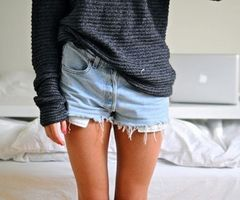 #sweaters #shorts