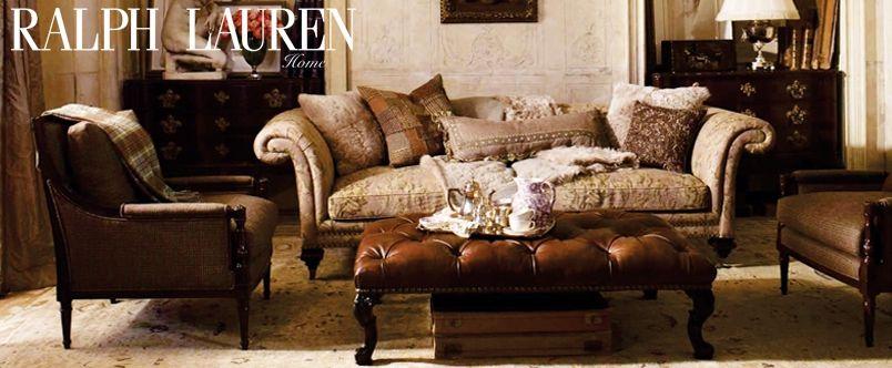Ralph Lauren Living Room Furniture Furniture Pinterest Living Rooms Room And Living Room