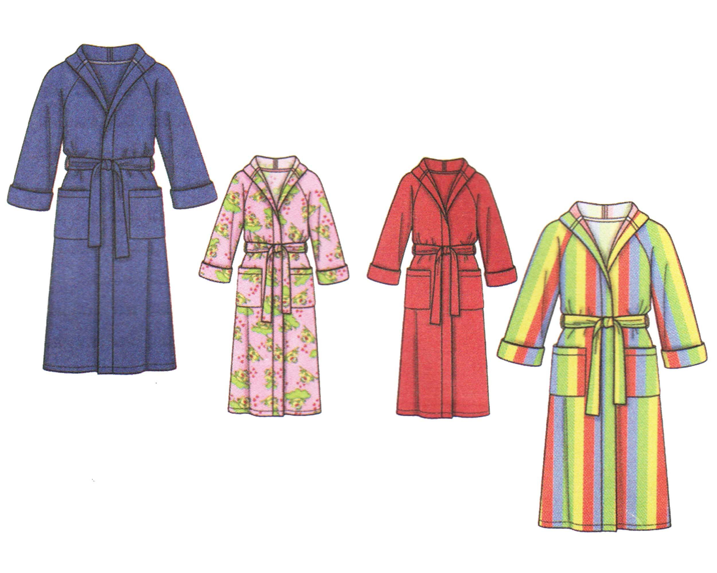 Hooded Robe Pattern Awesome Inspiration Ideas