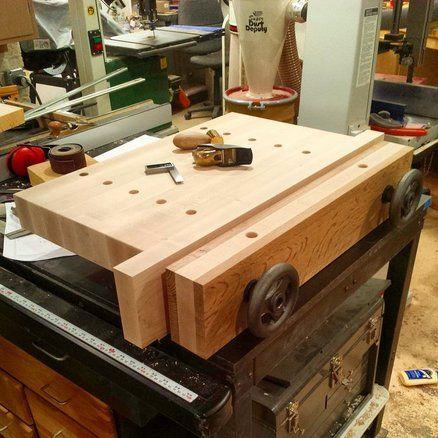 Super Moxon Vise Mini Bench In 2019 Small Workbench Workbench Lamtechconsult Wood Chair Design Ideas Lamtechconsultcom