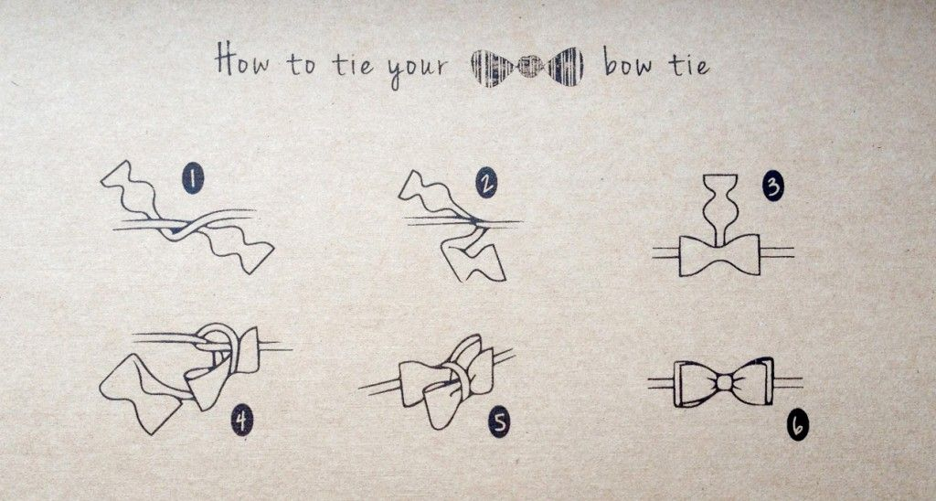 Hot To Tie A Bow Tie Self Tie Bow Tie Instructions Silk Printed