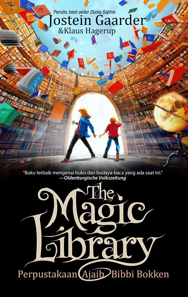 bibbi bokken the magic library jostein gaarder second edition