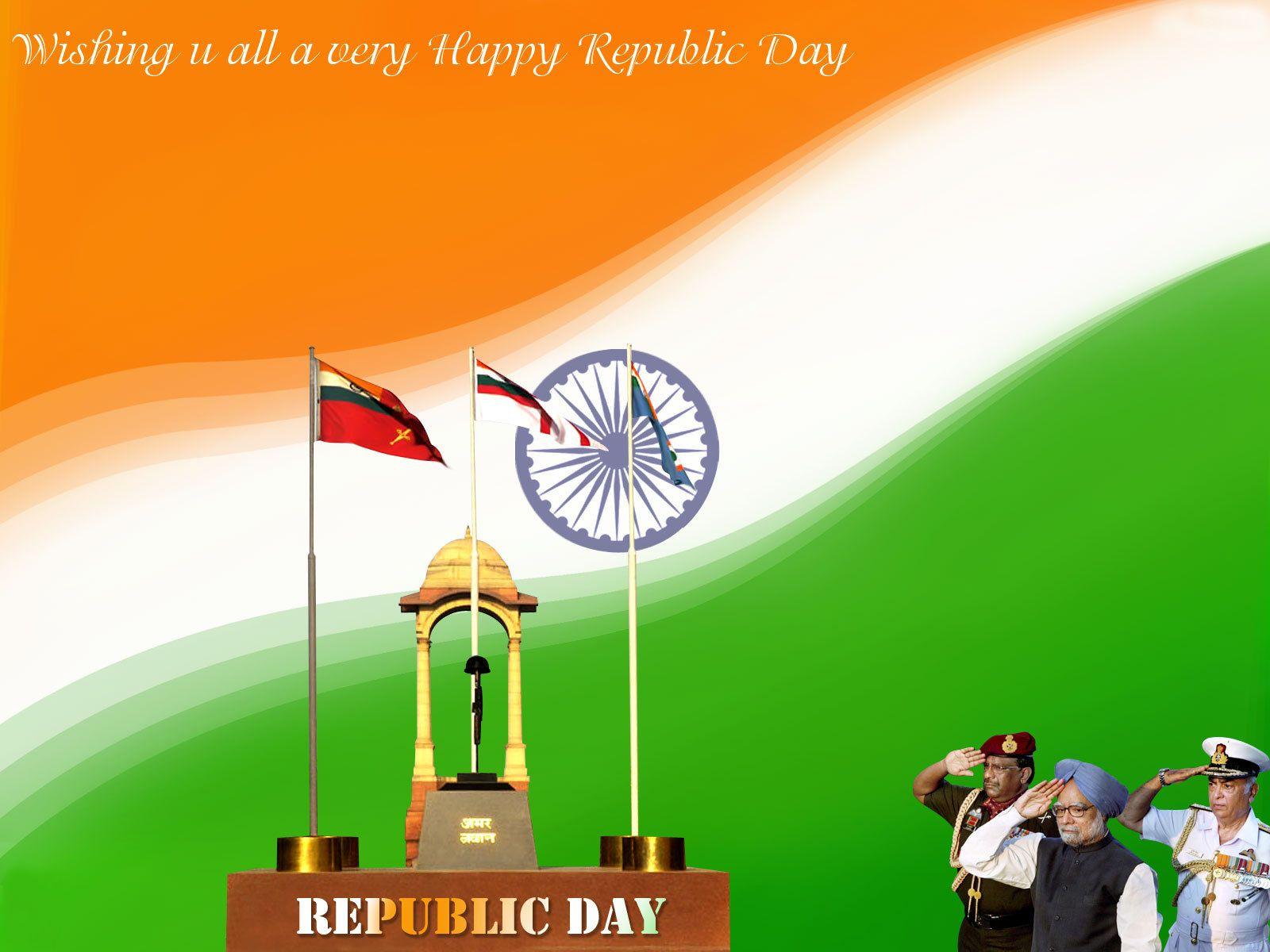 Republic Day National Flag Indian Republic Day Pics â Free Hd