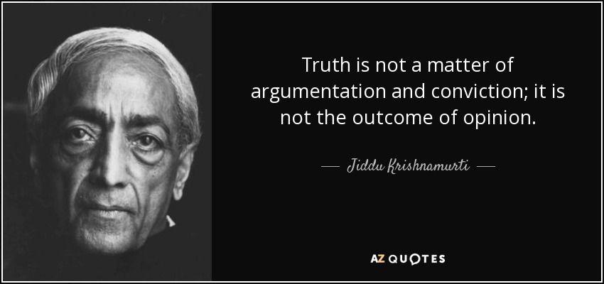 Az Quotes Interesting Top 25 Quotesjiddu Krishnamurti Of 510  Az Quotes  Zen And . Inspiration Design