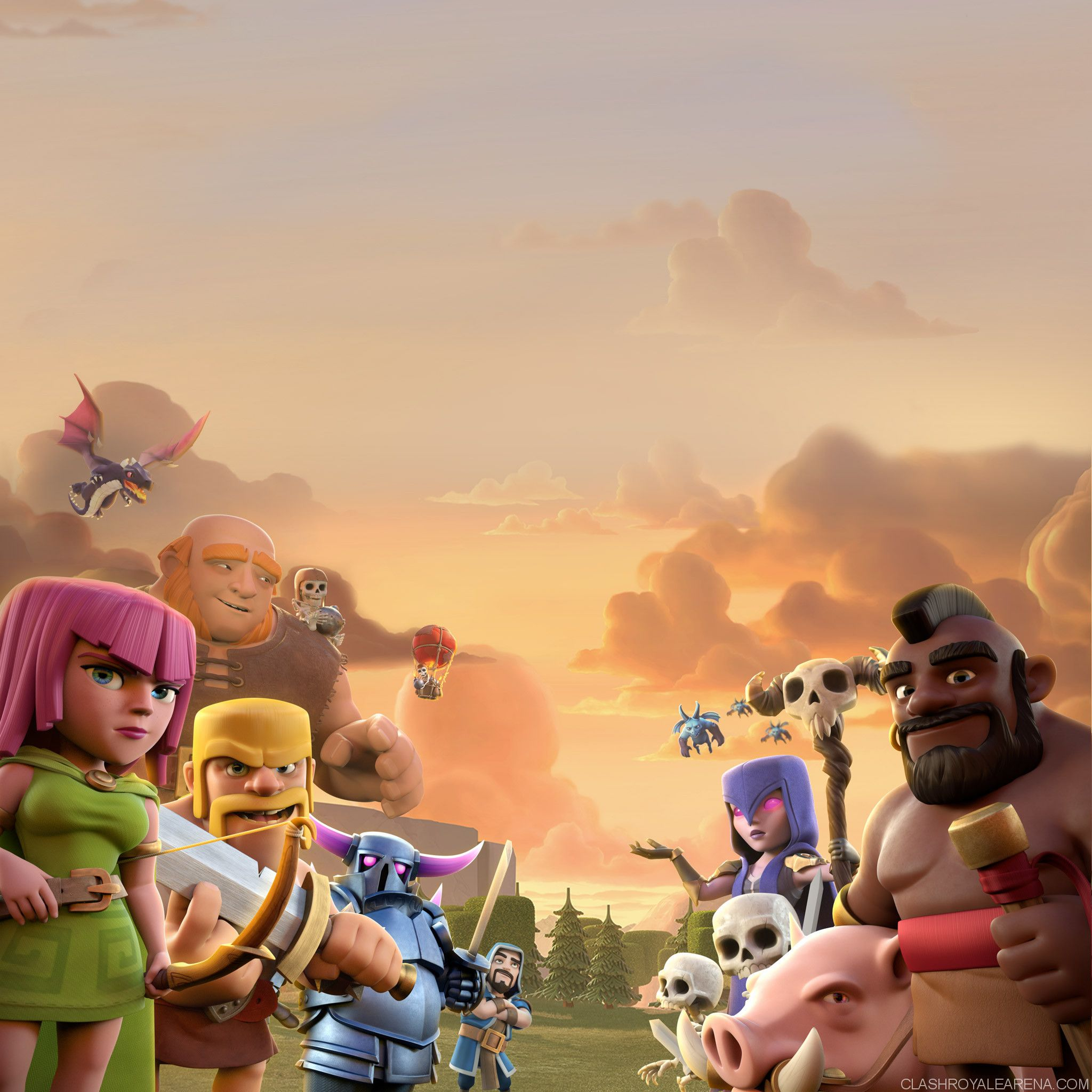 Clash Royale Wallpaper Collection Clash Royale Guides Clash Royale Wallpaper Clash Royale Clash Of Clans