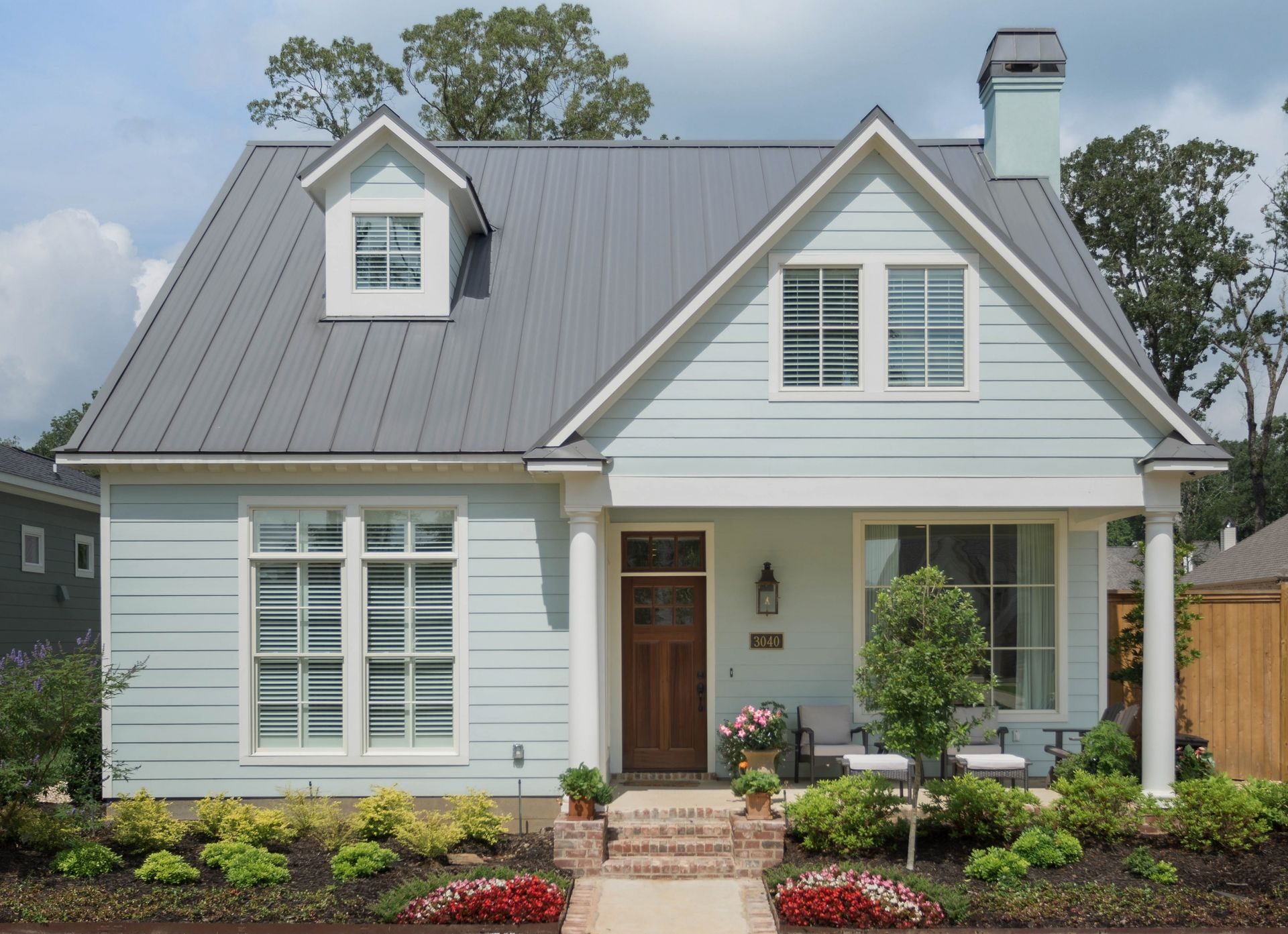 Best Pin By Marie Hasty On Exterior Roof Residential Metal 400 x 300
