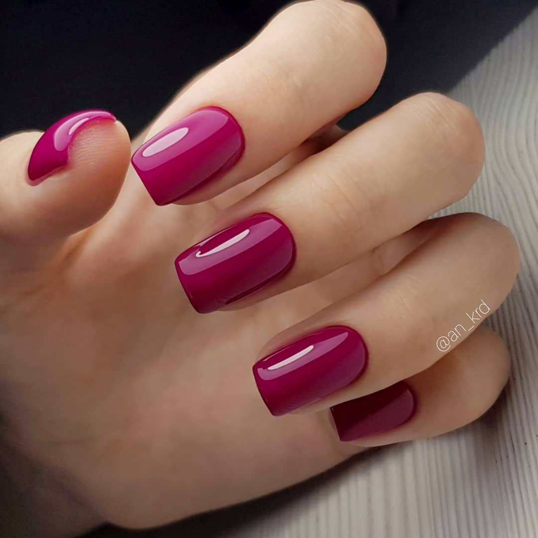 Simple & Pretty manicure ideas