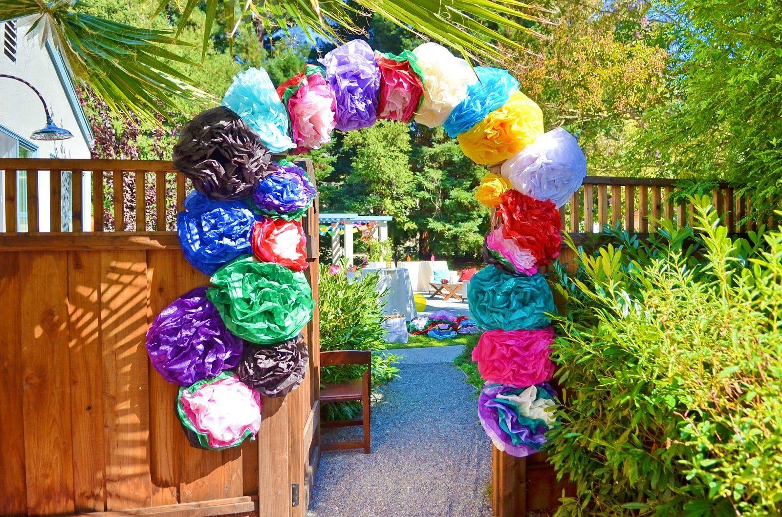 Elegant Mexican Party Decorations