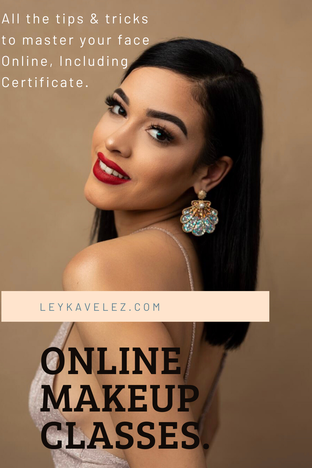 ONLINE MAKEUP CLASSES in 2020 Online makeup, Nyc makeup
