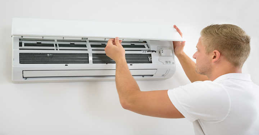 התקנת מזגן Air conditioning installation, Ac maintenance