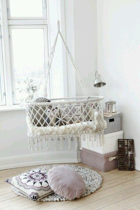 Baby Swing Basket Baby Bed Hanging Crib Hanging Bassinet