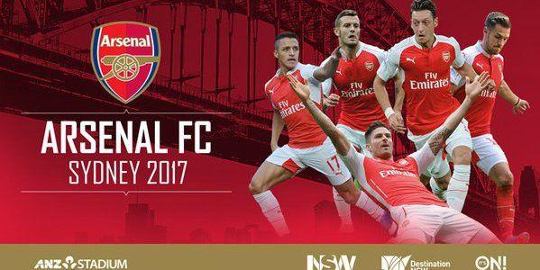 Arsenal Pastikan Kunjungi Australia Pada Musim Panas