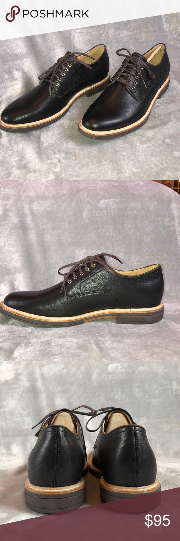 ec950867282 UGG Men's JOVIN Leather OXFORD Brand new NWT 🥰 never worn Style ...