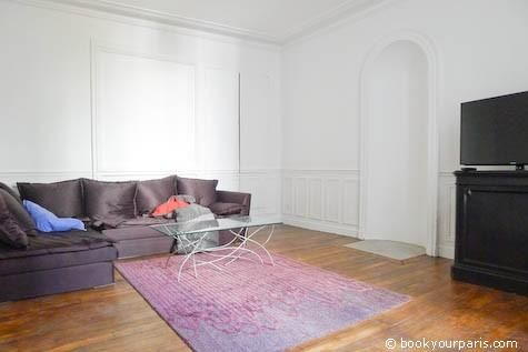 Byp 654 Furnished 1 Bedroom Apartment For Rent 60 M Rue Visconti Paris 6 2100 M Appartement Meuble