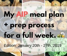 Weekly Meal Plan images