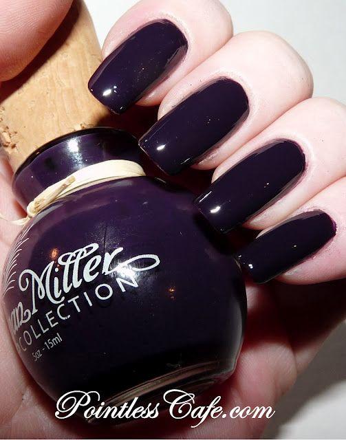Megan Miller Velvet Lounge | Nail Polish / Manicures | Pinterest