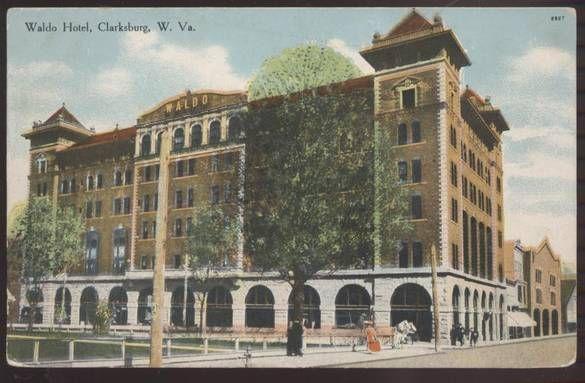 Waldo Hotel Clarksburg Photo Album Topix Clarksburg Abandoned Hotels Photo