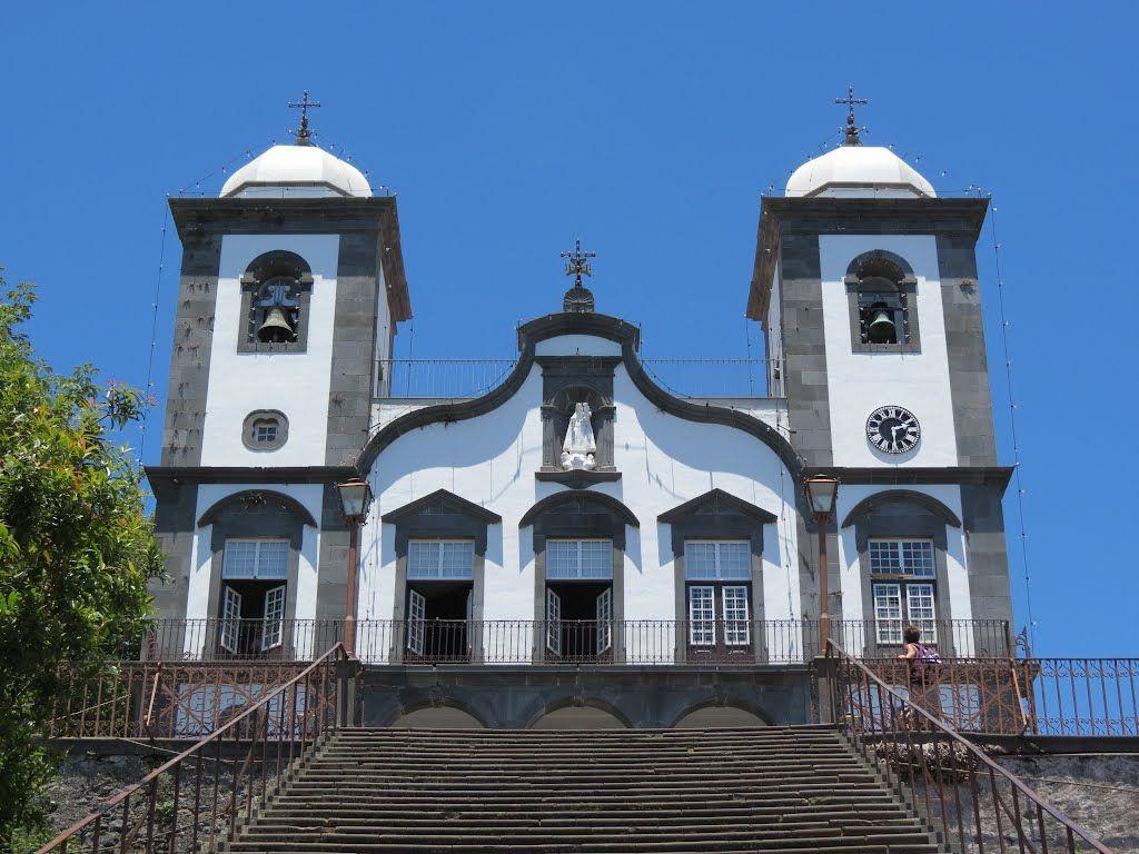 'Our Lady of the Mountain' Igreja Nossa Senhora do Monte